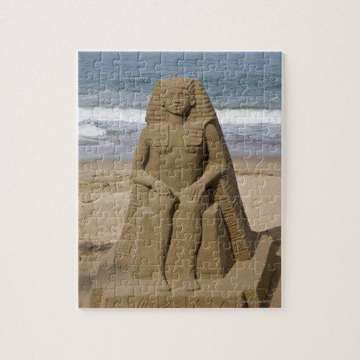 Egyptian design jigsaw puzzles