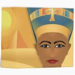egyptian design notebook binders