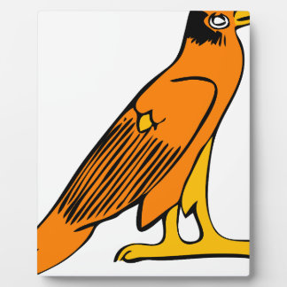 Egyptian Eagle Plaque