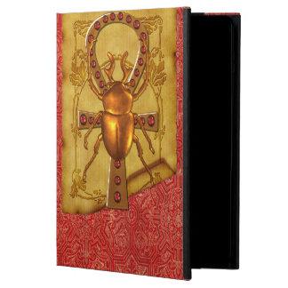 Egyptian Elegance Optical Folk Art iPad Air Cases