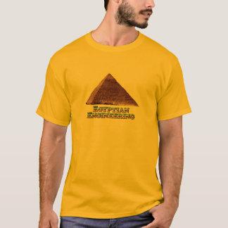 Egyptian Engineering - Basic T-Shirt