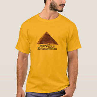 Egyptian Engineering - Light Apparel T-Shirt