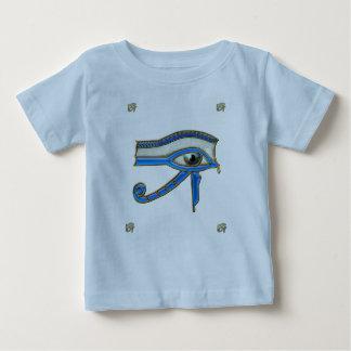 Egyptian Eye of Horus Ancient Art Designer Infants Infant T-shirt