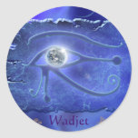 Egyptian EYE OF HORUS, WADJET Stickers