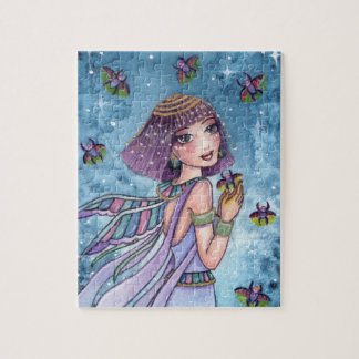 Egyptian Fairy Princess of Scarabs Puzzle