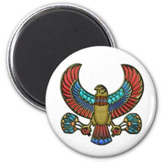 Egyptian Falcon Fridge Magnet