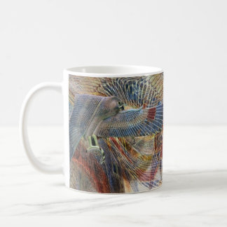 Egyptian Falcon Mug