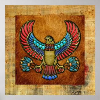 Egyptian Falcon Print