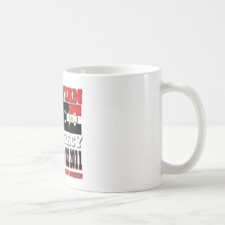 Egyptian Free Democracy Coffee Mug