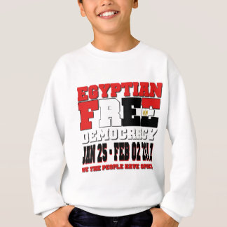 Egyptian Free Democracy Sweatshirt