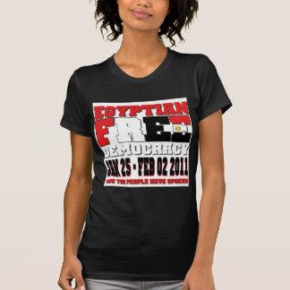 Egyptian Free Democracy Tee Shirt