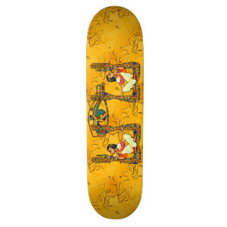 Egyptian Fusion Skateboard