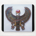 Egyptian God Monthu Mouse Pad