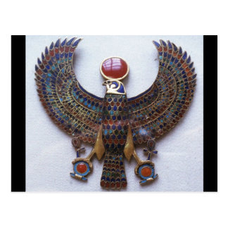 Egyptian God Monthu Postcard