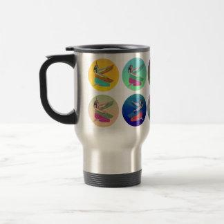 Egyptian Goddess Isis Collage Coffee Mug