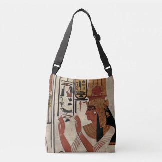 Egyptian Goddess Nefertari Tote Bag
