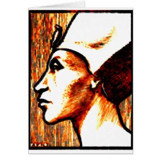 ~Egyptian Gods~ Akhnaton Card