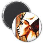 ~Egyptian Gods~ Akhnaton Fridge Magnets