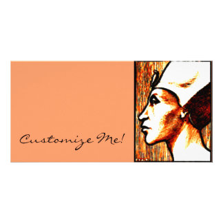 ~Egyptian Gods~ Akhnaton Photo Card Template