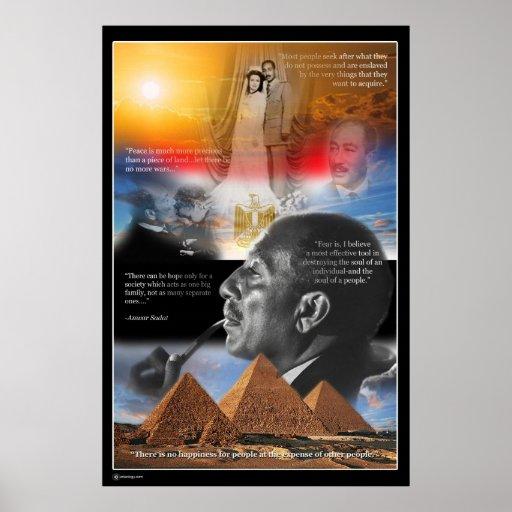 EGYPTIAN GOLD SOUL PRINT