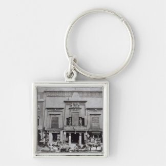 Egyptian Hall, Piccadilly 1895 Keychain