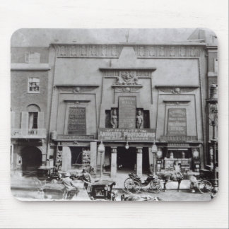 Egyptian Hall, Piccadilly 1895 Mouse Pad