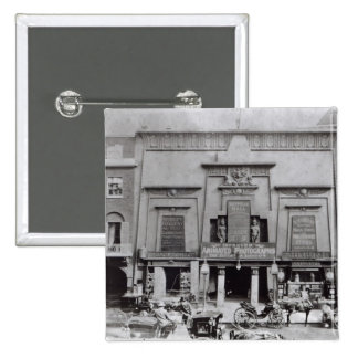Egyptian Hall, Piccadilly 1895 Pinback Button