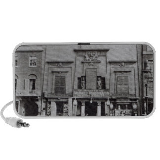 Egyptian Hall, Piccadilly 1895 Notebook Speakers