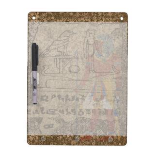 Egyptian Hieroglyphic Dry Erase Board