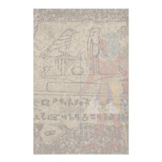 Egyptian Hieroglyphic Stationery