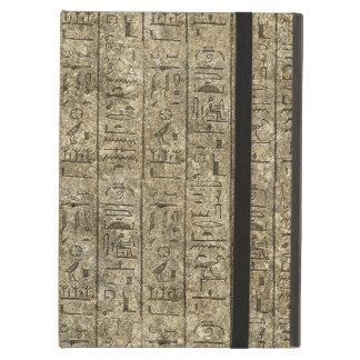 Egyptian Hieroglyphics Cover For iPad Air