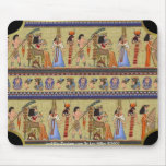Egyptian Hieroglyphics Mouse Pad II