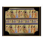 Egyptian Hieroglyphics Series II Apparel Gifts Post Cards