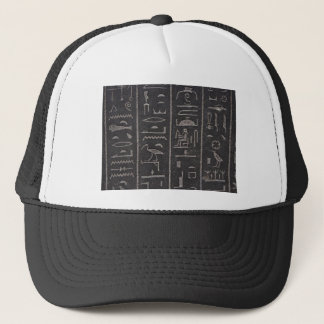 Egyptian Hieroglyphs Hat