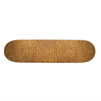 Egyptian Hieroglyphse Skateboard