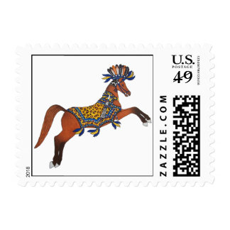 Egyptian Horse Stamp