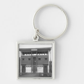 Egyptian House, Universal Exhibition Keychain