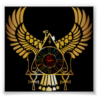 Egyptian Image Poster