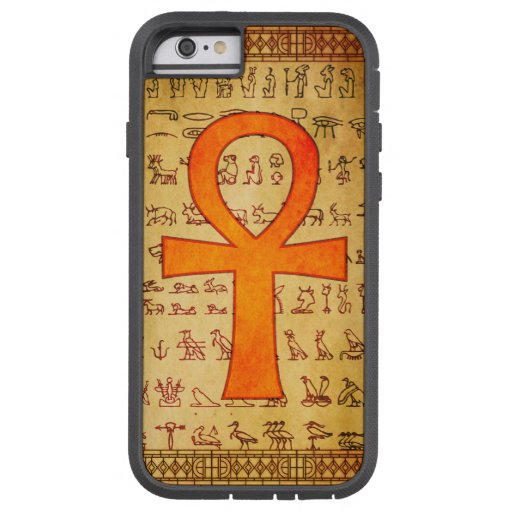 Egyptian iPhone 6 Case - Ankh Cross