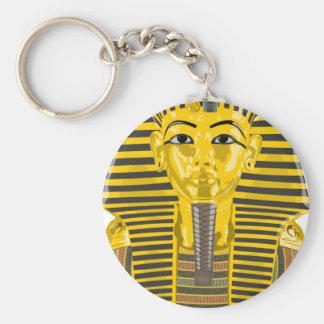 Egyptian King Pharaoh Keychain