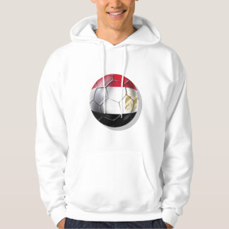 Egyptian limited Edition soccer ball Gold crest Hoodies