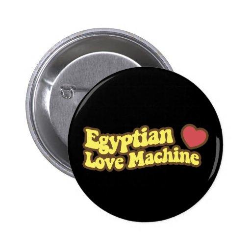 Egyptian Love Machine 2 Inch Round Button