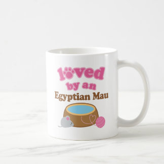 Egyptian Mau Cat Breed Loved By A Gift Coffee Mug