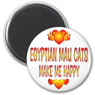 Egyptian Mau Cat Refrigerator Magnet