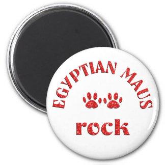 Egyptian Maus Rock Refrigerator Magnets