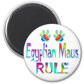 Egyptian Maus Rule Refrigerator Magnets