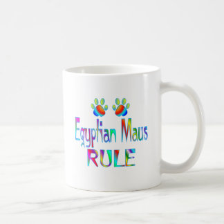 Egyptian Maus Rule Coffee Mugs