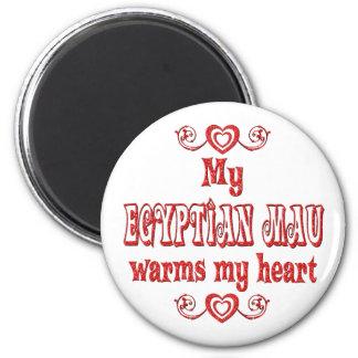 Egyptian Maus Warm My Heart Magnet