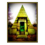 Egyptian Mausoleum Postcard