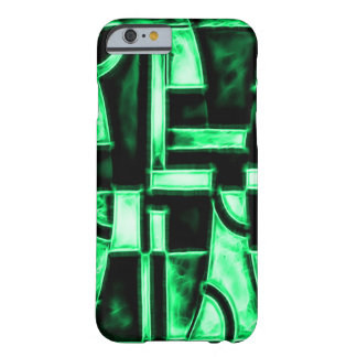 Egyptian Meridian Temple Fractal Barely There iPhone 6 Case